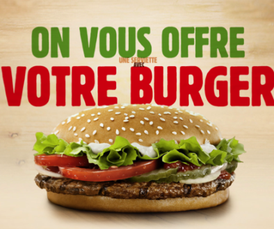 Burger King : les secrets de communication d'un retour triomphant en France