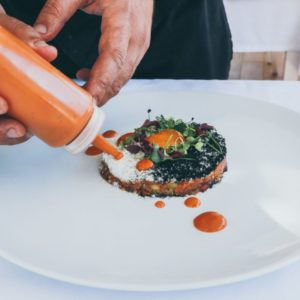 Malou influencer marketing food restaurant Article Top Chef