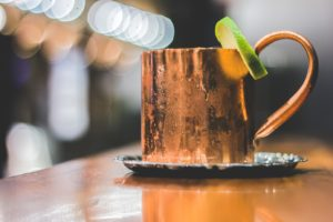 photo cocktail Moscow Mule