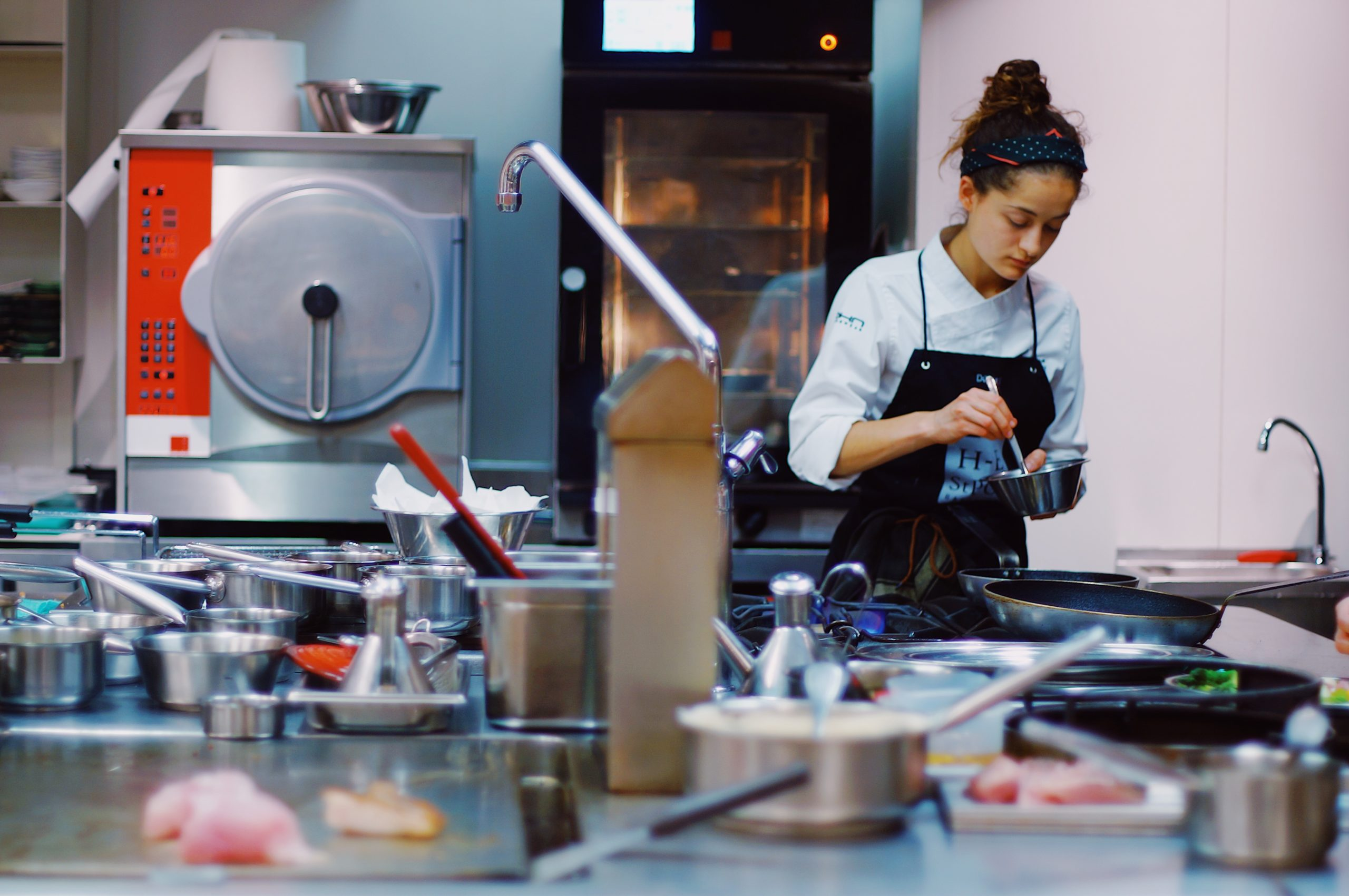 Women in the Culinary Industry: the Revenge of French Chefs