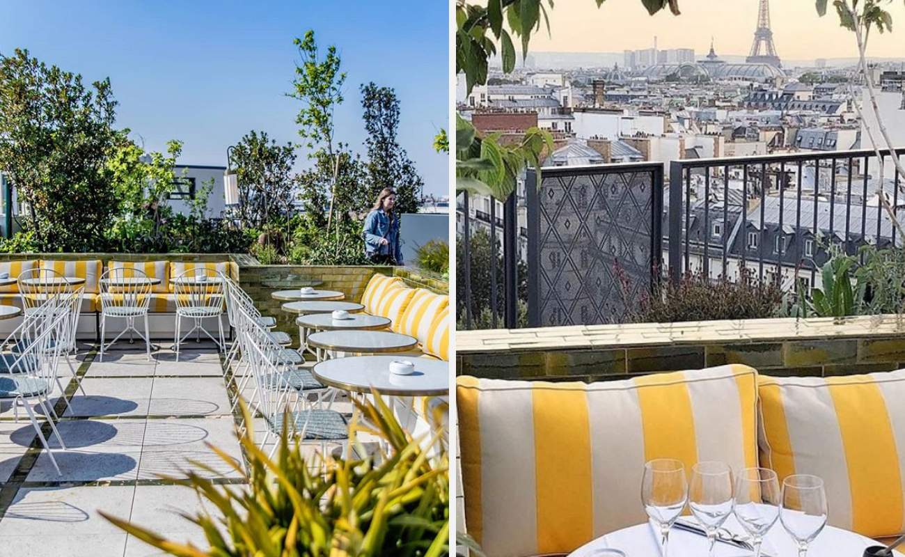 meilleurs rooftops paris-restaurants-bars-paris-terrasses-rooftops-vue-Perruche