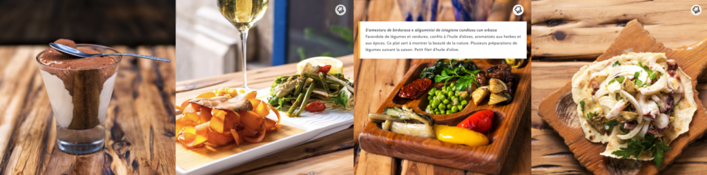 Site de restaurant-Internet-pages-informations-photos-tripadvisor-instagram-facebook-googlemaps-réservation-offre-menu-prix-Sadegna a Tavola