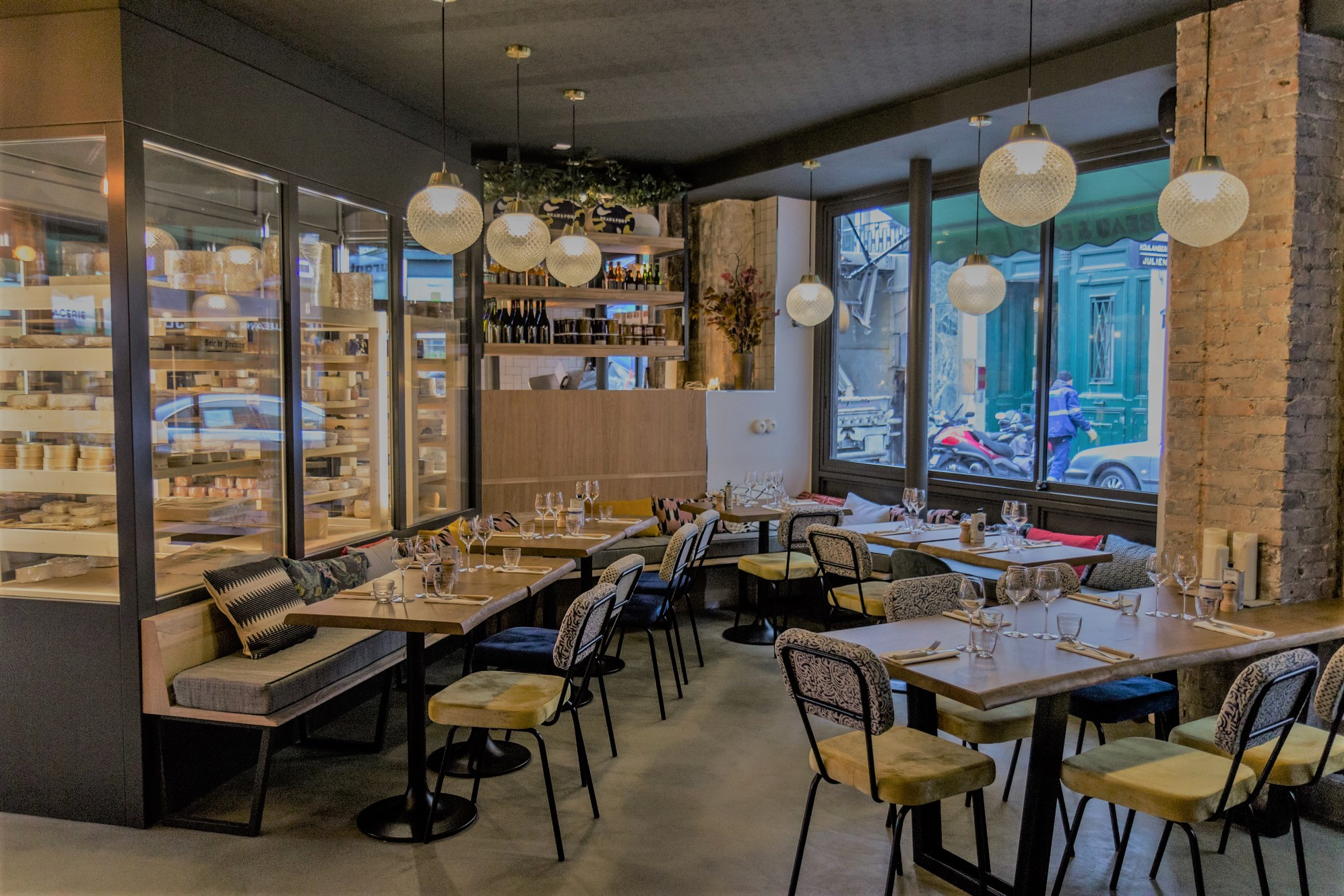 le fromage restaurant commerce