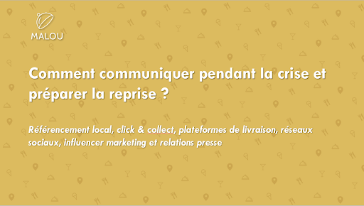 Communication restaurant-crise-reprise-restuarant-clients-relations presse-influenceurs-référencement-réseaux sociaux-livraison-emporter-offre-Facebook-Instagram-GoogleMyBusiness