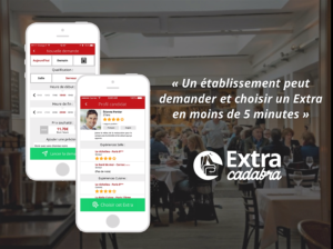 Startups foodservice-covid19-restaurant-offre-solution-plateforme-digital-marketing-application-click and collect-Extracadabra